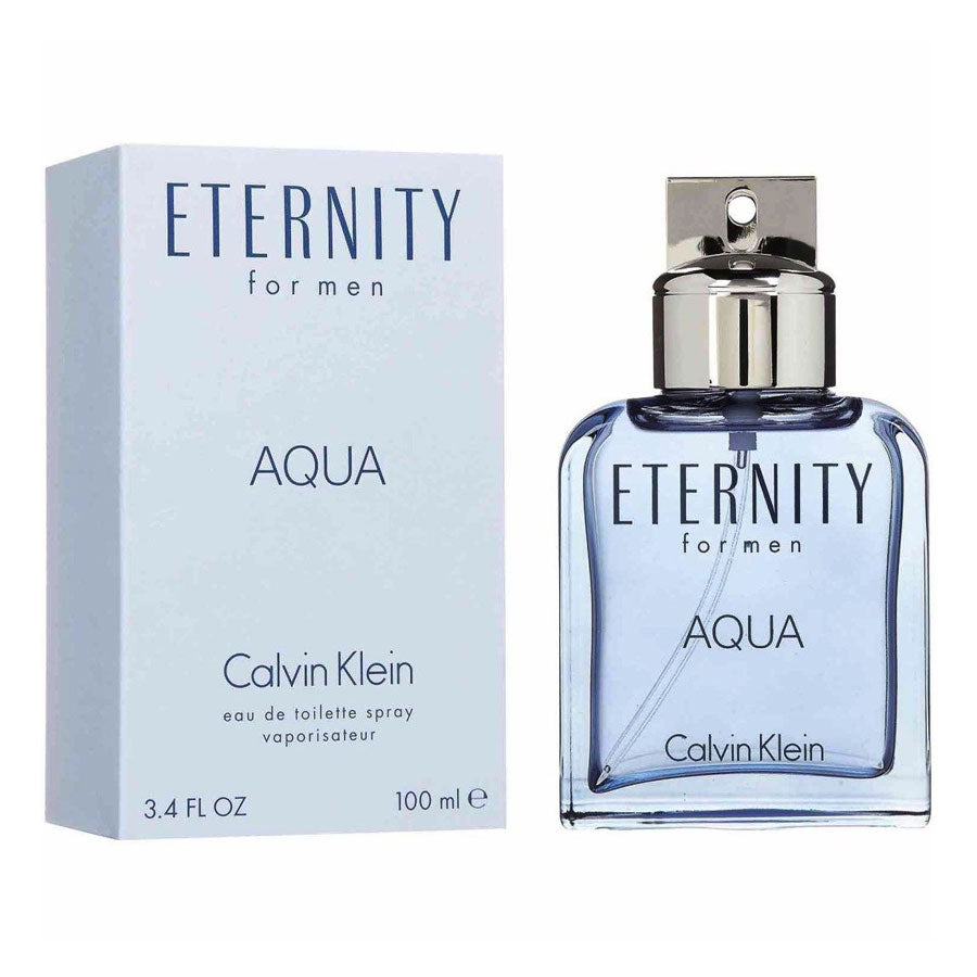 Calvin Klein Eternity Aqua For Men Eau De Toilette 100ml