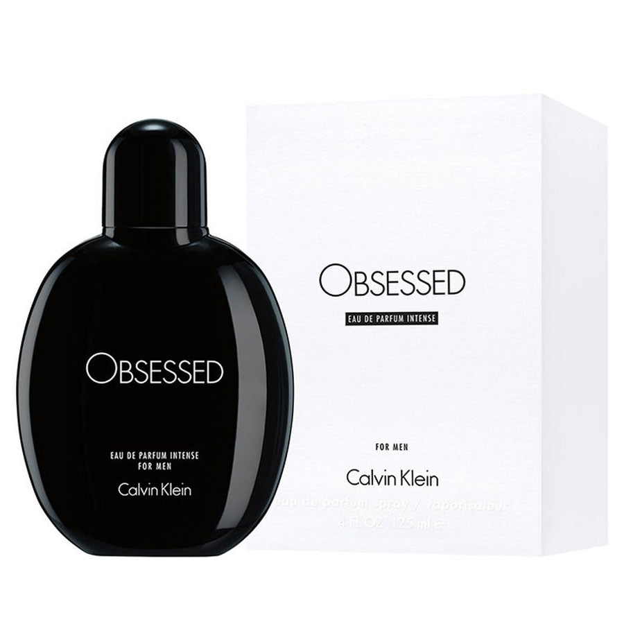 De Calvin Obsessed Parfum Intense Klein For Men Eau 125ml Yb76fgy