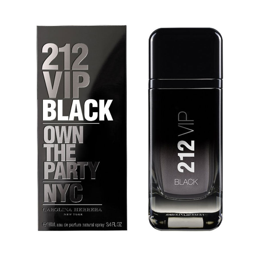 Carolina Herrera 212 VIP Black Eau De Parfum 100ml