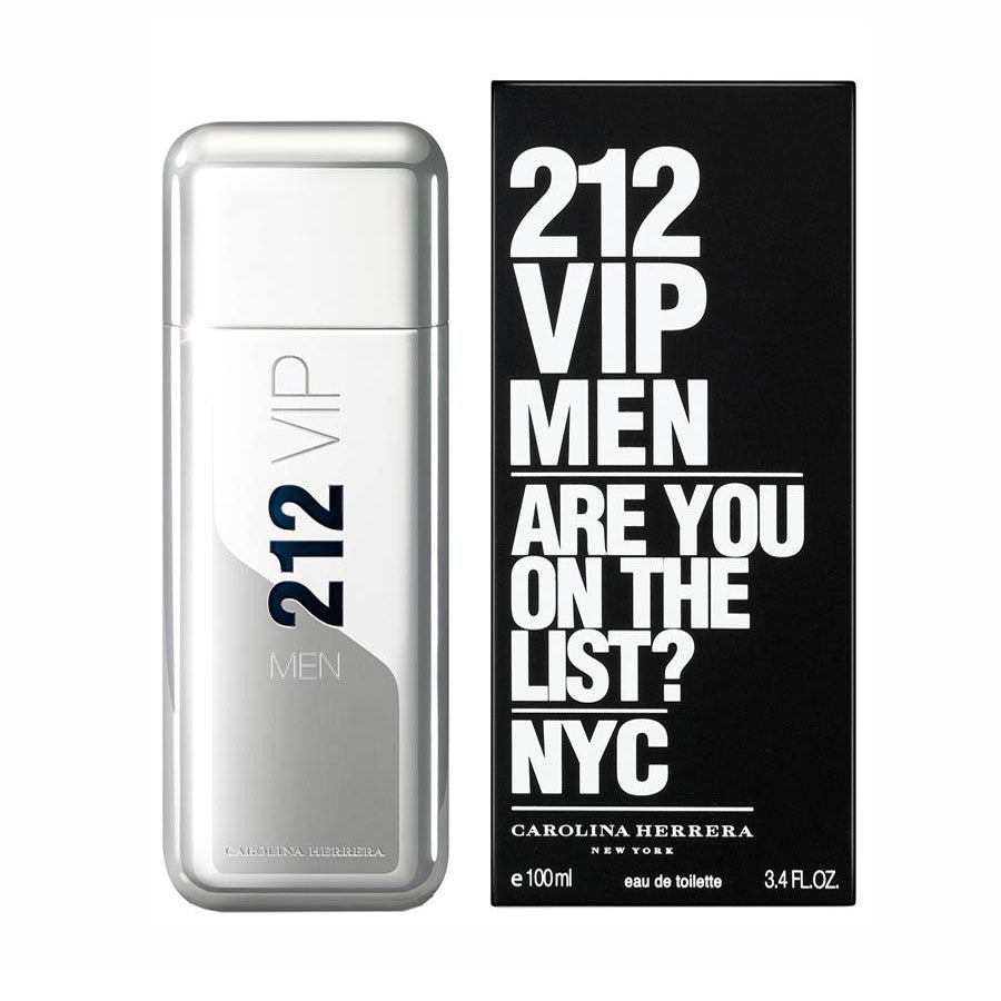Carolina Herrera 212 VIP Men Eau De Toilette 100ml