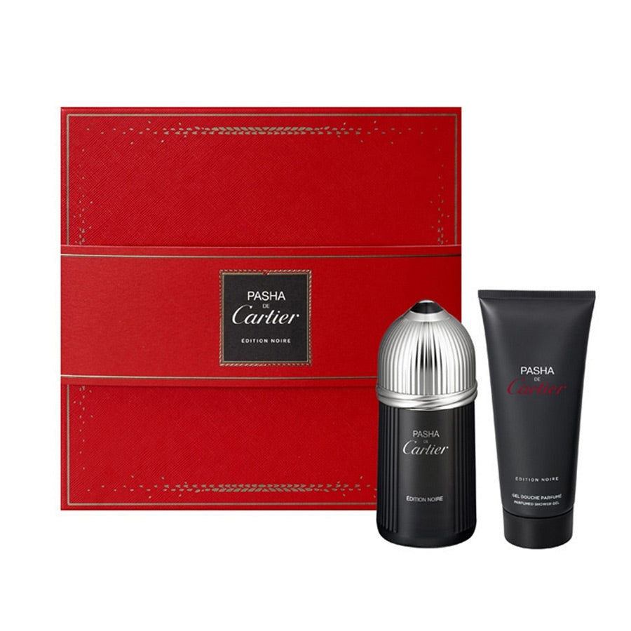 Cartier Pasha De Cartier Edition Noire Eau De Toilette 150ml Gift Set