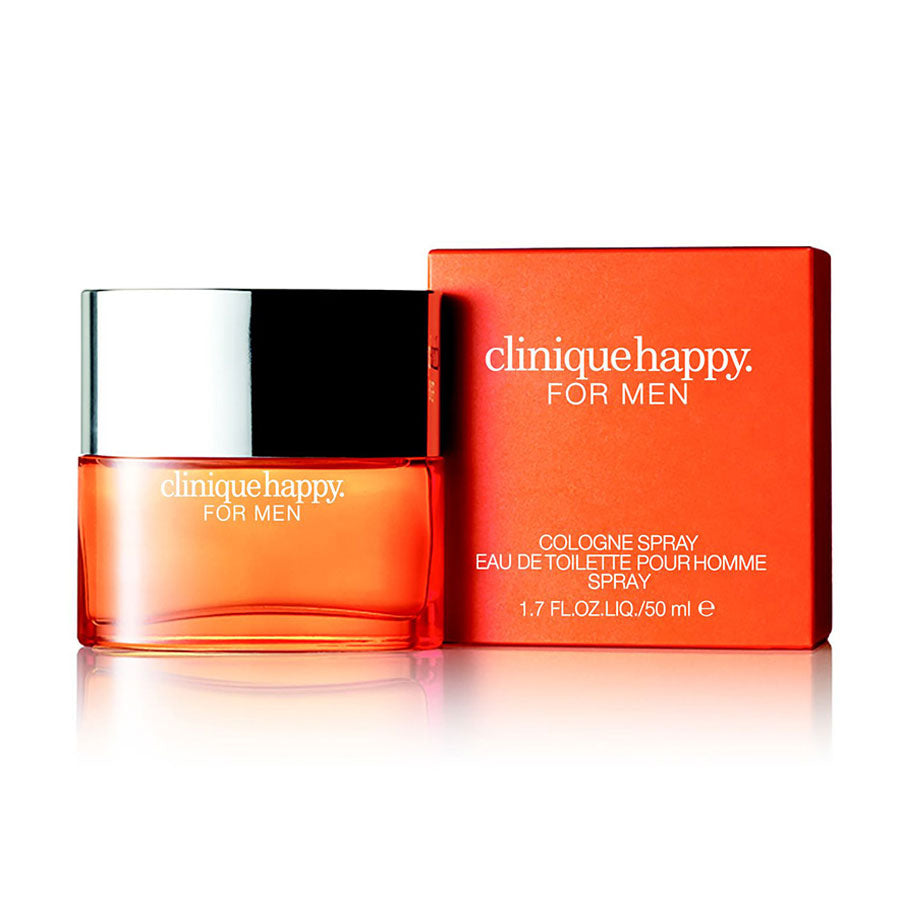 Clinique Happy For Men Eau De Toilette 50ml