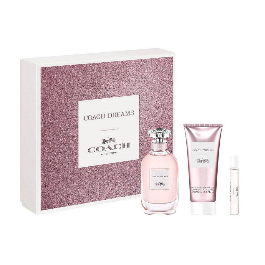 Coach Dreams Eau De Parfum 90ml Gift Set