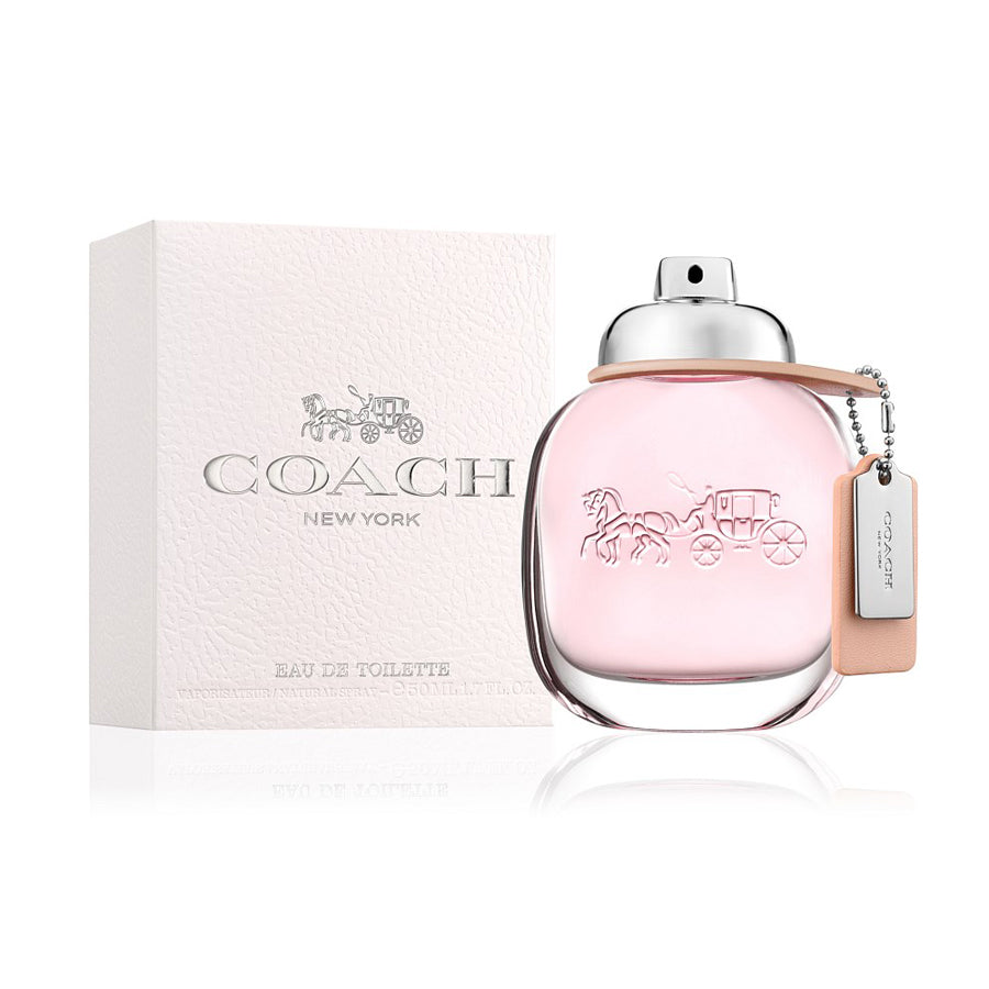 Coach Eau De Toilette 50ml