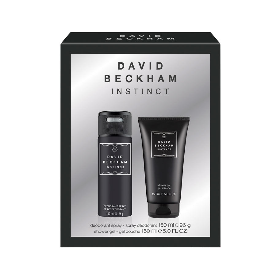David Beckham Instinct Gift Set