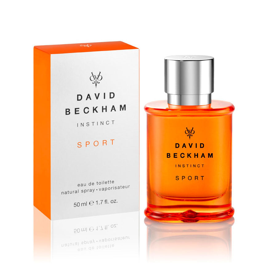 David Beckham Instinct Sport Eau De Toilette 50ml