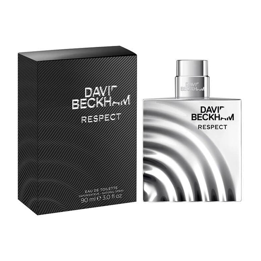 David Beckham Respect Eau De Toilette 90ml