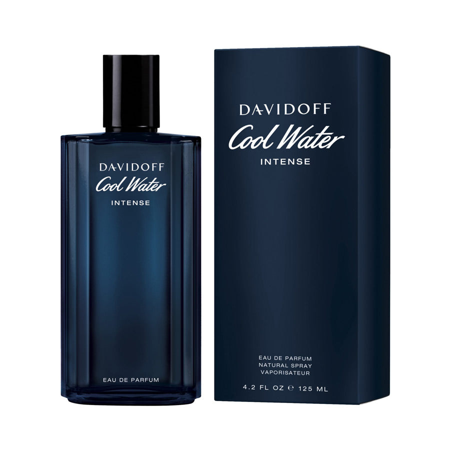 Davidoff Cool Water Intense Eau De Parfum 125ml