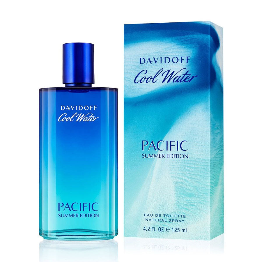 Davidoff Cool Water Pacific Summer Edition Eau De Toilette 125ml