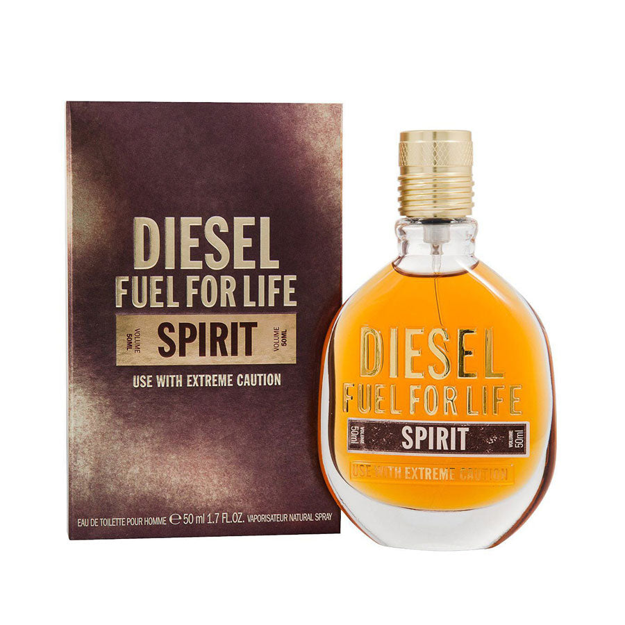 Diesel Fuel For Life Spirit Eau De Toilette 50ml