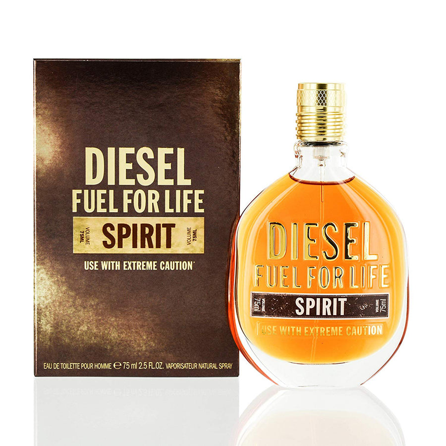 Diesel Fuel For Life Spirit Eau De Toilette 75ml