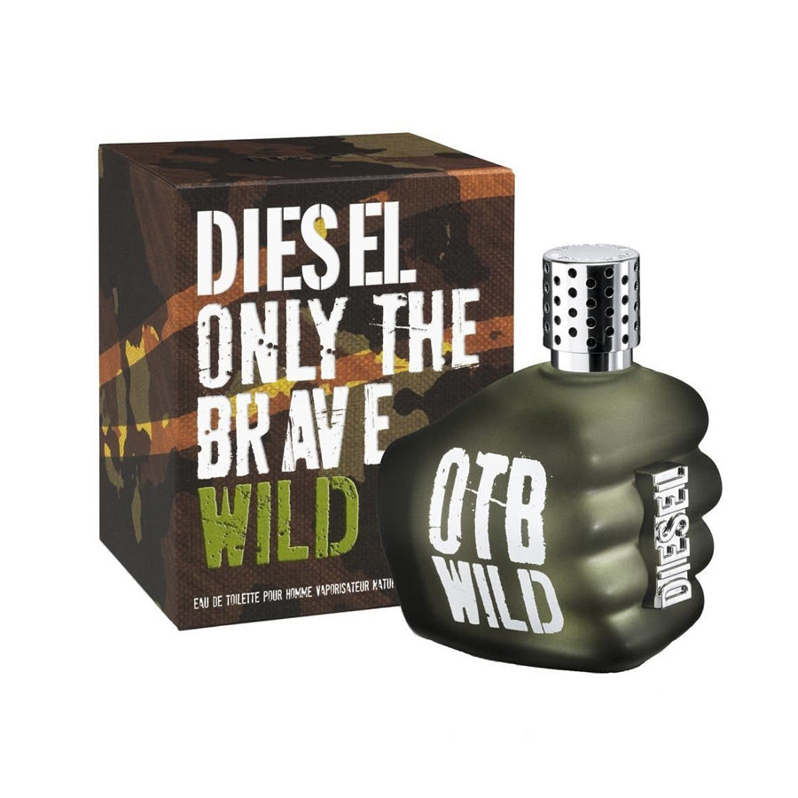 Diesel Only The Brave Wild Eau De Toilette 75ml