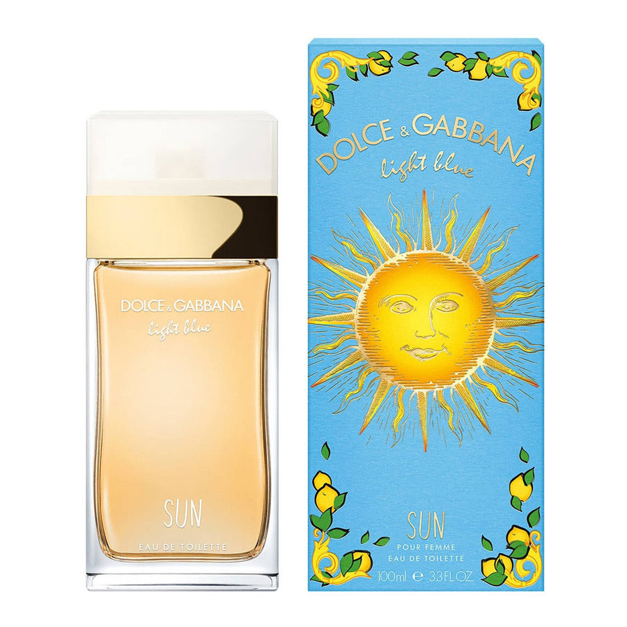 Dolce & Gabbana Light Blue Sun Eau De Toilette 100ml