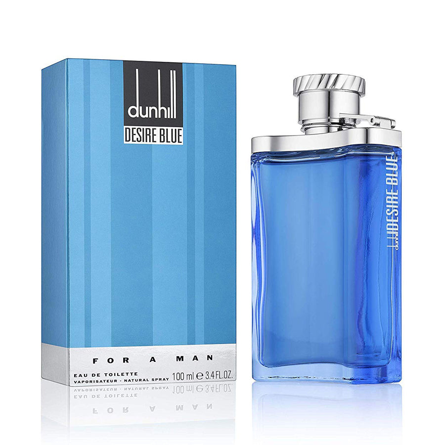 Dunhill Desire Blue For A Man Eau De Toilette 100ml