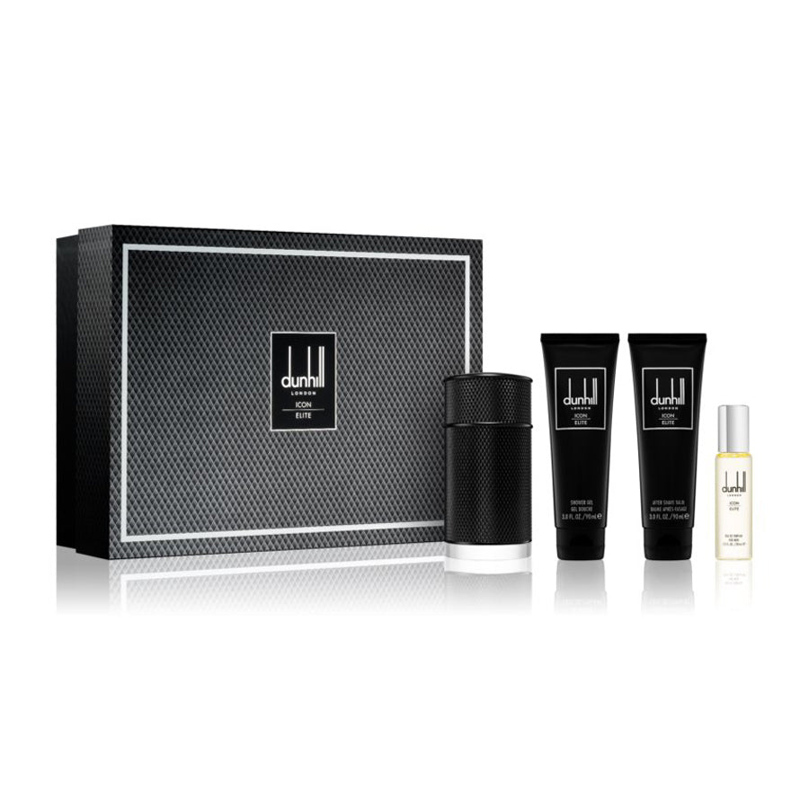 Dunhill Icon Elite Eau De Parfum 100ml Gift Set
