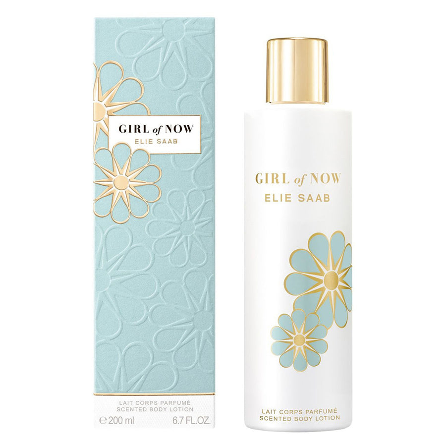 Elie Saab Girl Of Now Scented Body Lotion 200ml