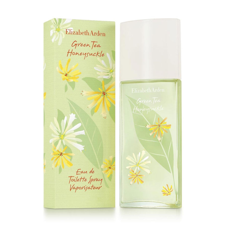 Elizabeth Arden Green Tea Honeysuckle Eau De Toilette 100ml