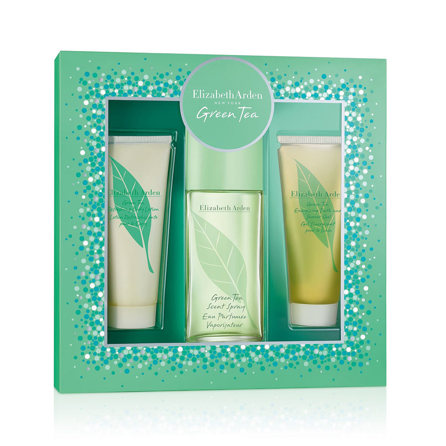 Elizabeth Arden Green Tea Scent Spray 100ml Gift Set