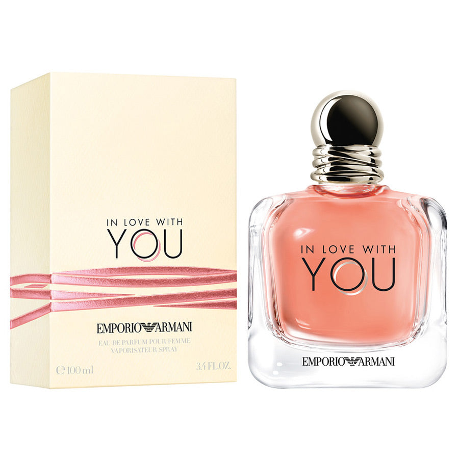 Emporio Armani In Love With You Eau De Parfum 100ml