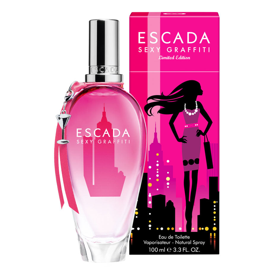 Escada Sexy Graffiti Eau De Toilette 100ml