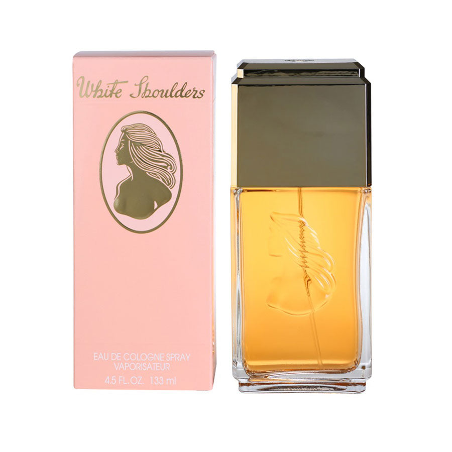 Evyan White Shoulders Eau De Cologne 133ml
