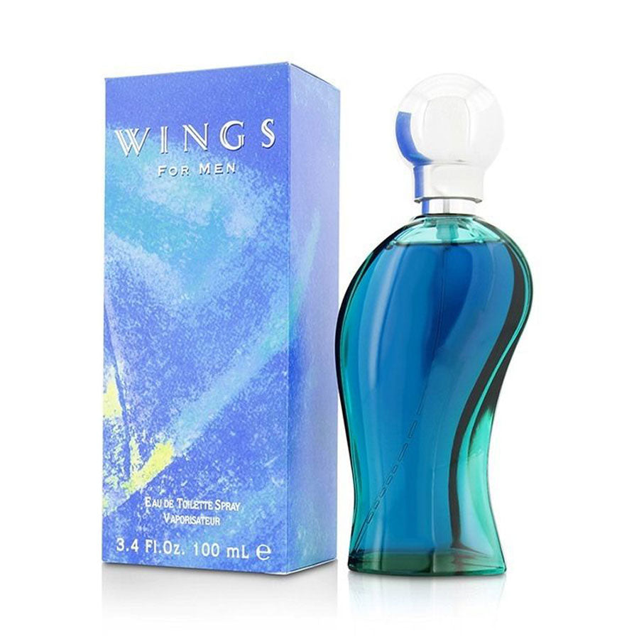 Giorgio Beverly Hills Wings For Men Eau De Toilette 100ml