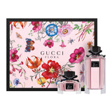 Gucci Flora Gorgeous Gardenia Eau De Toilette 100ml Gift Set