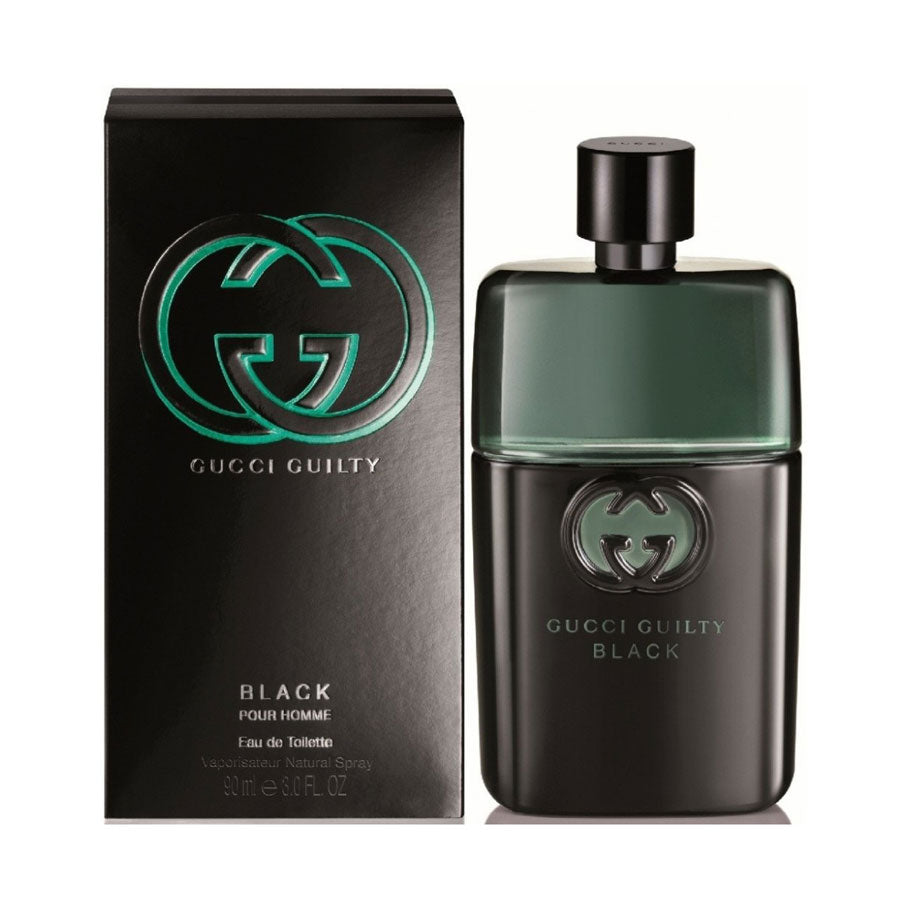 e46f37d8d19 Gucci Guilty Black Pour Homme Eau De Toilette 90ml – Perfume Clearance  Centre