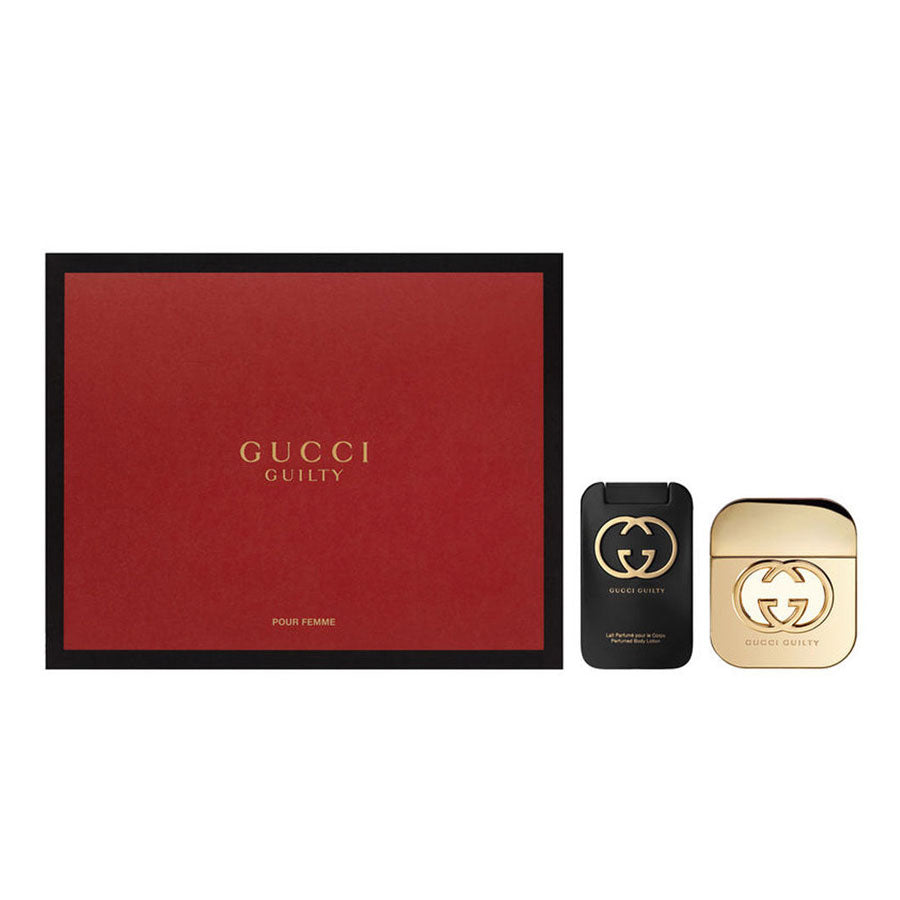 Gucci Guilty Eau De Toilette 50ml Gift Set