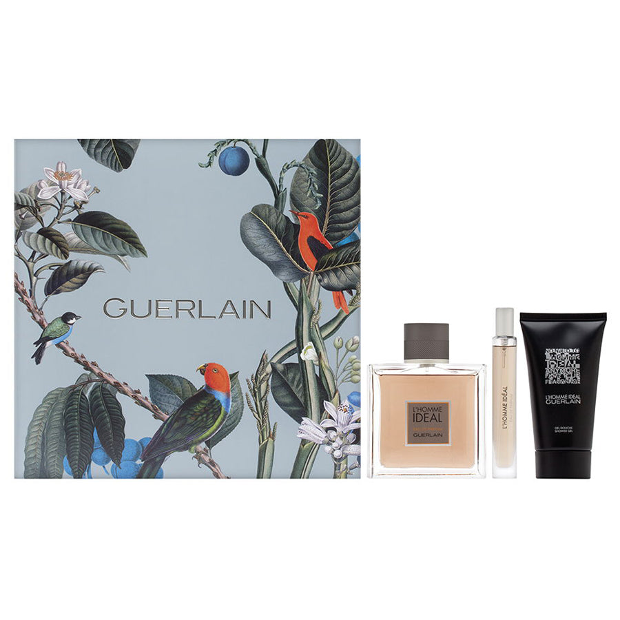 Guerlain L'Homme Ideal Eau De Parfum 100ml Gift Set
