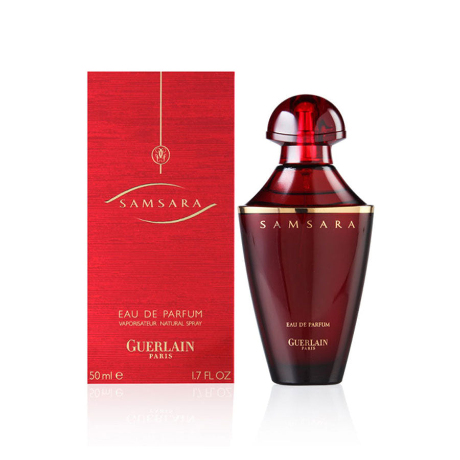 89a0a15a2 Guerlain Samsara Eau De Parfum 50ml (old packaging) – Perfume Clearance  Centre