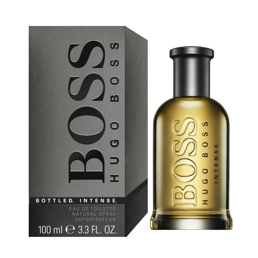 Hugo Boss Boss Bottled Intense Eau De Toilette 100ml Perfume