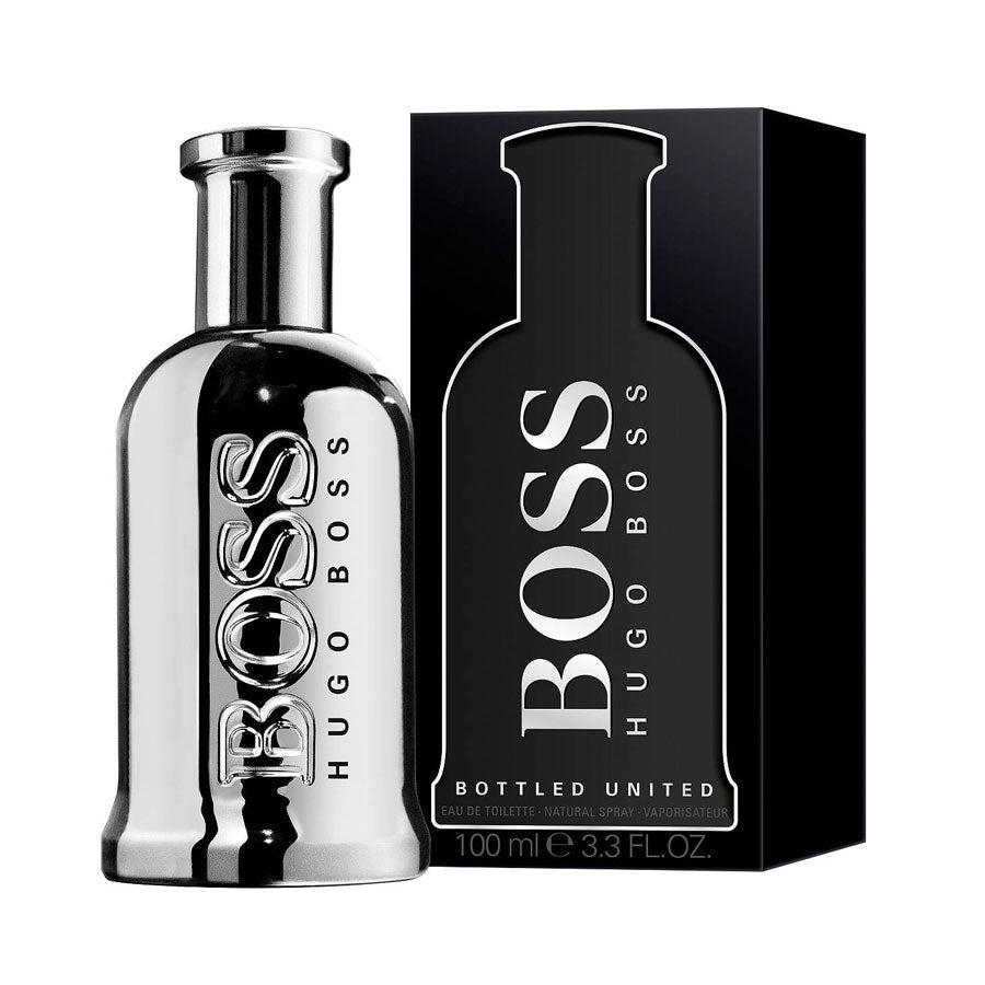 Hugo Boss Boss Bottled United Eau De Toilette 100ml