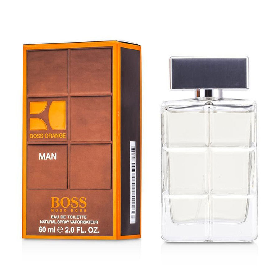 Hugo Boss Boss Orange for Men Eau De Toilette 60ml
