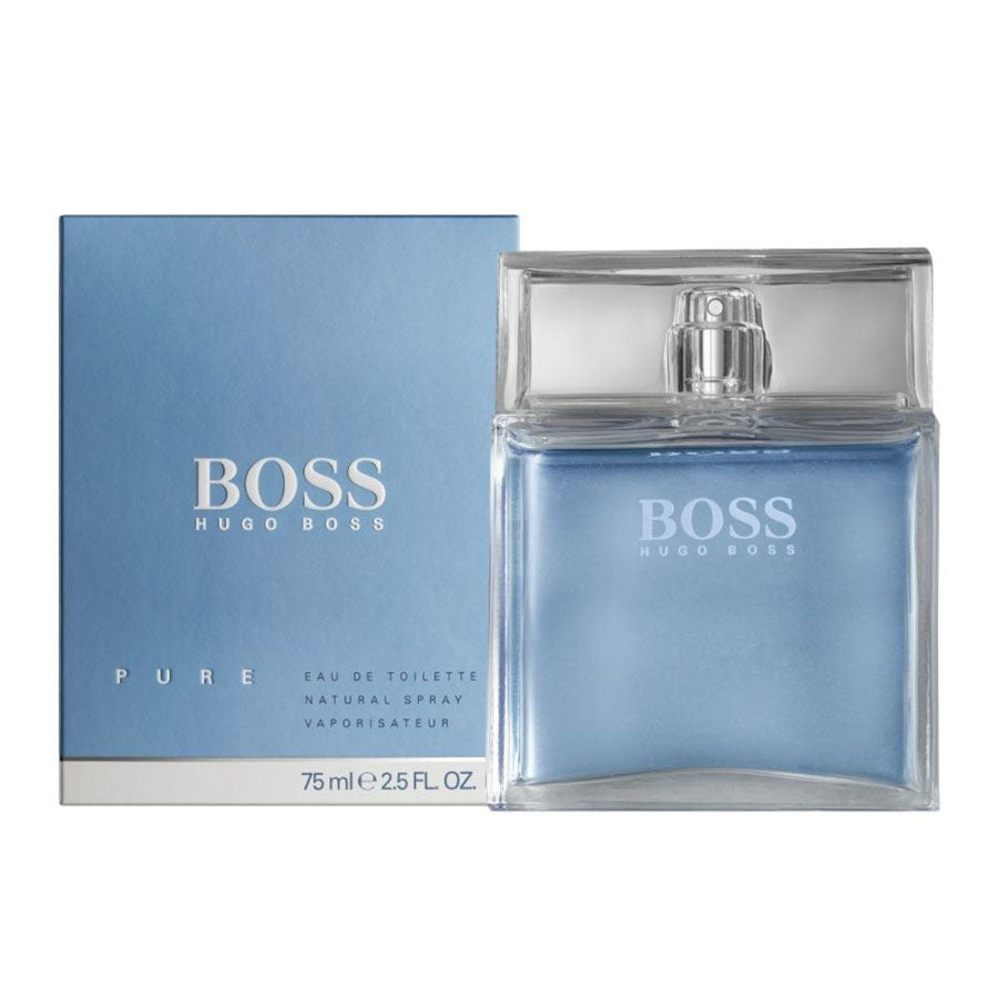 Hugo Boss Boss Pure Eau De Toilette 75ml