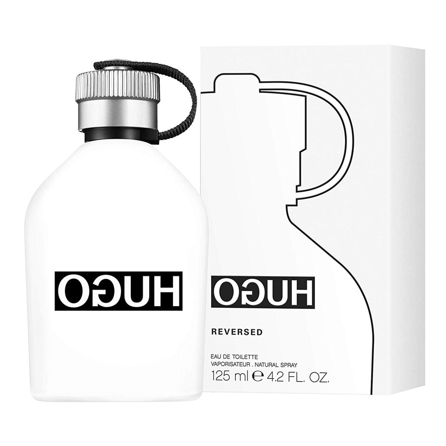 Hugo Boss Hugo Reversed Eau De Toilette 125ml