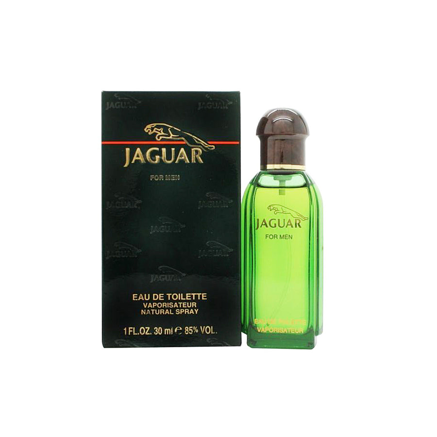 Jaguar For Men Eau De Toilette 30ml