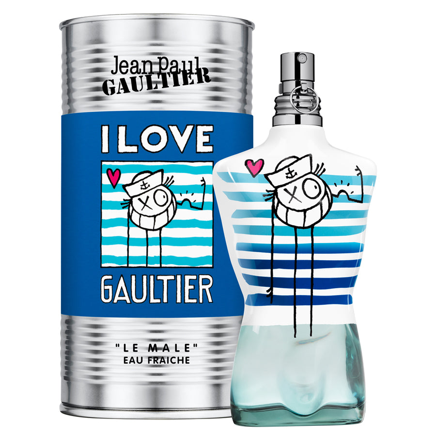 Jean Paul Gaultier I Love Gaultier Le Male Eau Fraiche 125ml