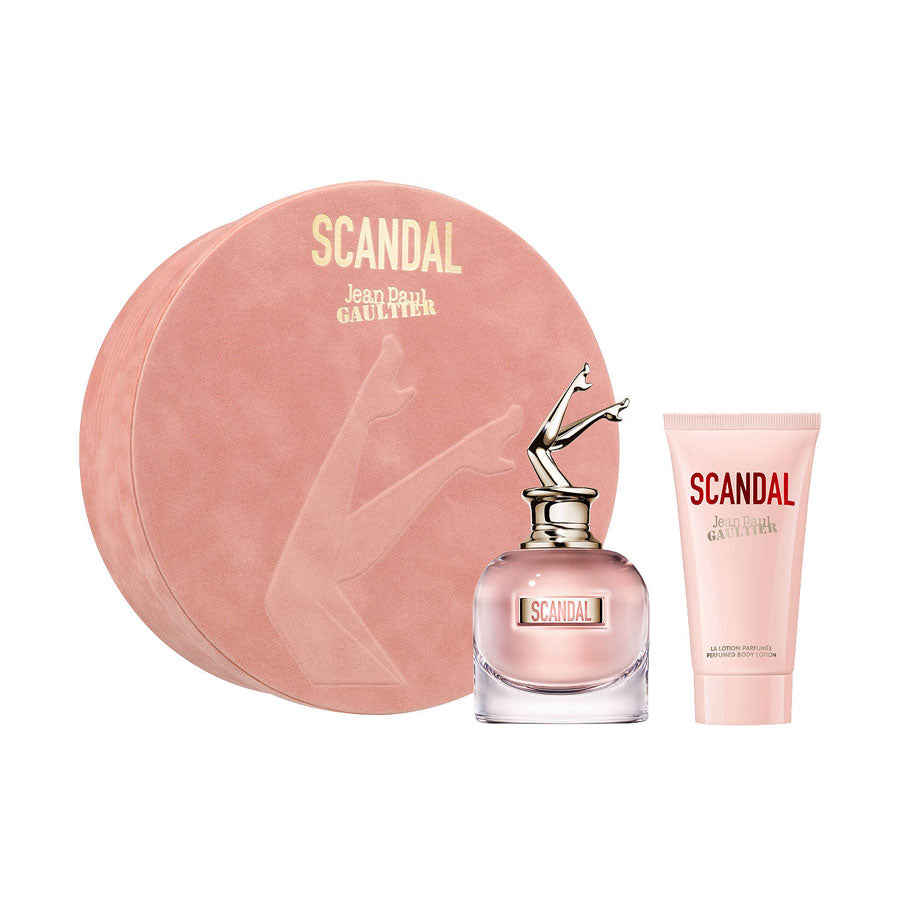 Jean Paul Gaultier Scandal Eau De Parfum 50ml Gift Set