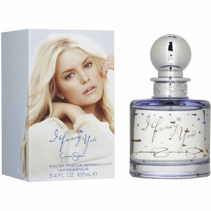 Jessica Simpson I Fancy You Eau De Parfum 100ml