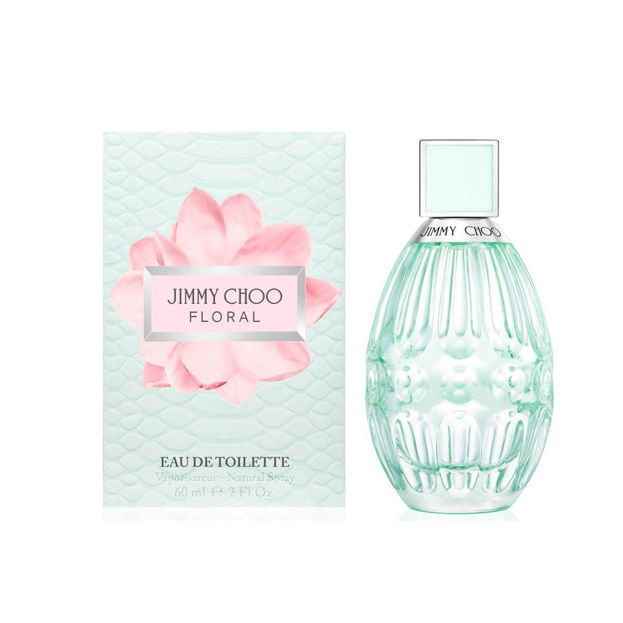 Jimmy Choo Floral Eau De Toilette 60ml