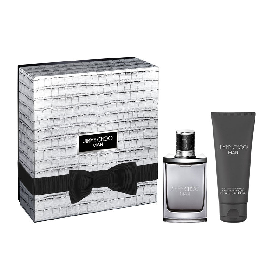 Jimmy Choo Man Eau De Toilette 50ml Gift Set