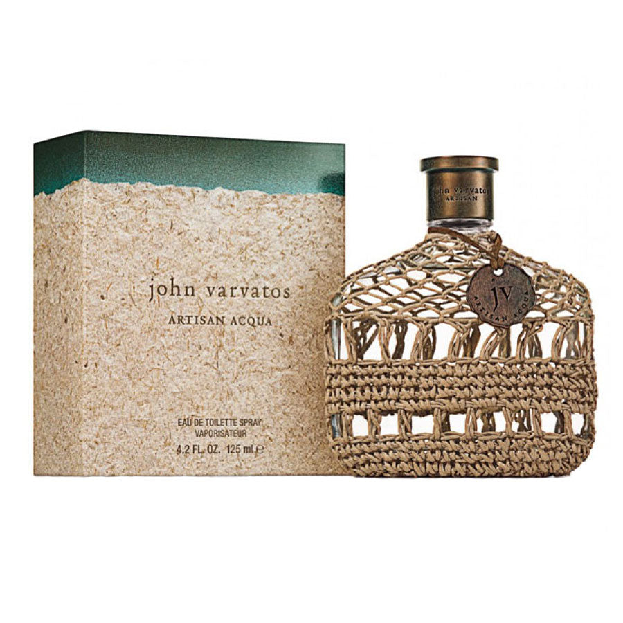 John Varvatos Artisan Acqua Eau De Toilette 125ml