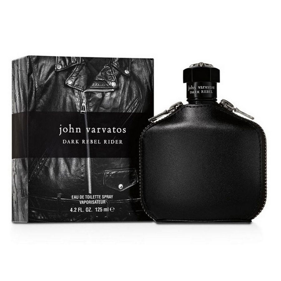 John Varvatos Dark Rebel Rider Eau De Toilette 125ml