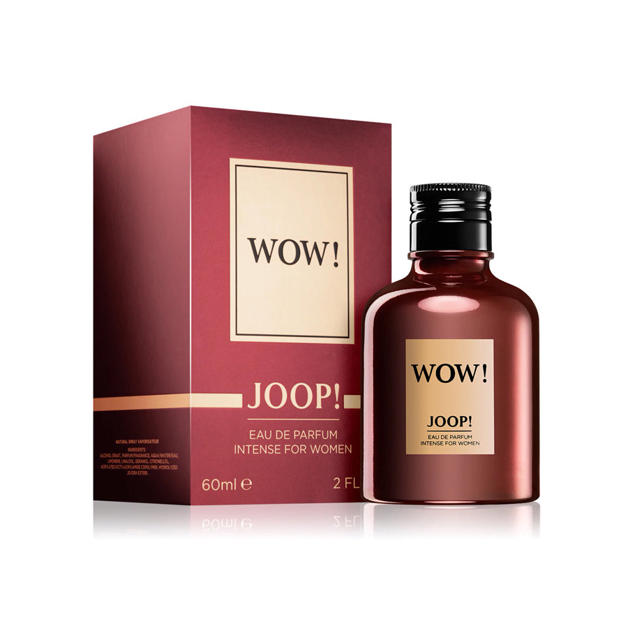 Joop Wow Intense For Women Eau De Parfum 60ml