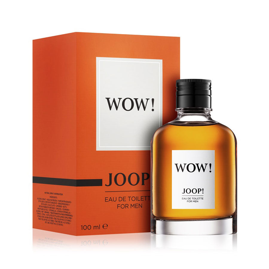 Joop Wow! Eau De Toilette 100ml