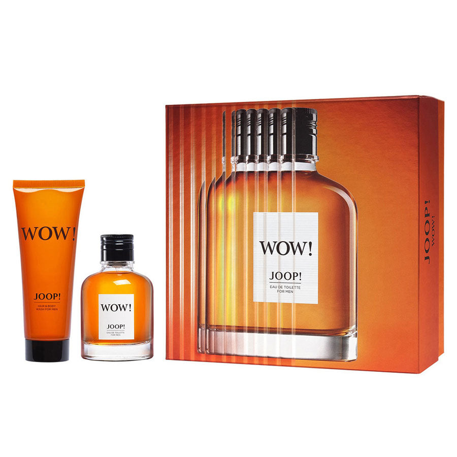 Joop Wow! Eau De Toilette 60ml Gift Set