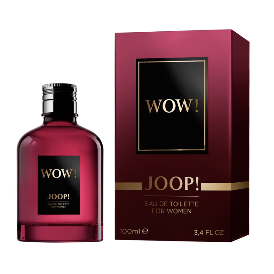 Joop Wow! Woman Eau De Toilette 100ml