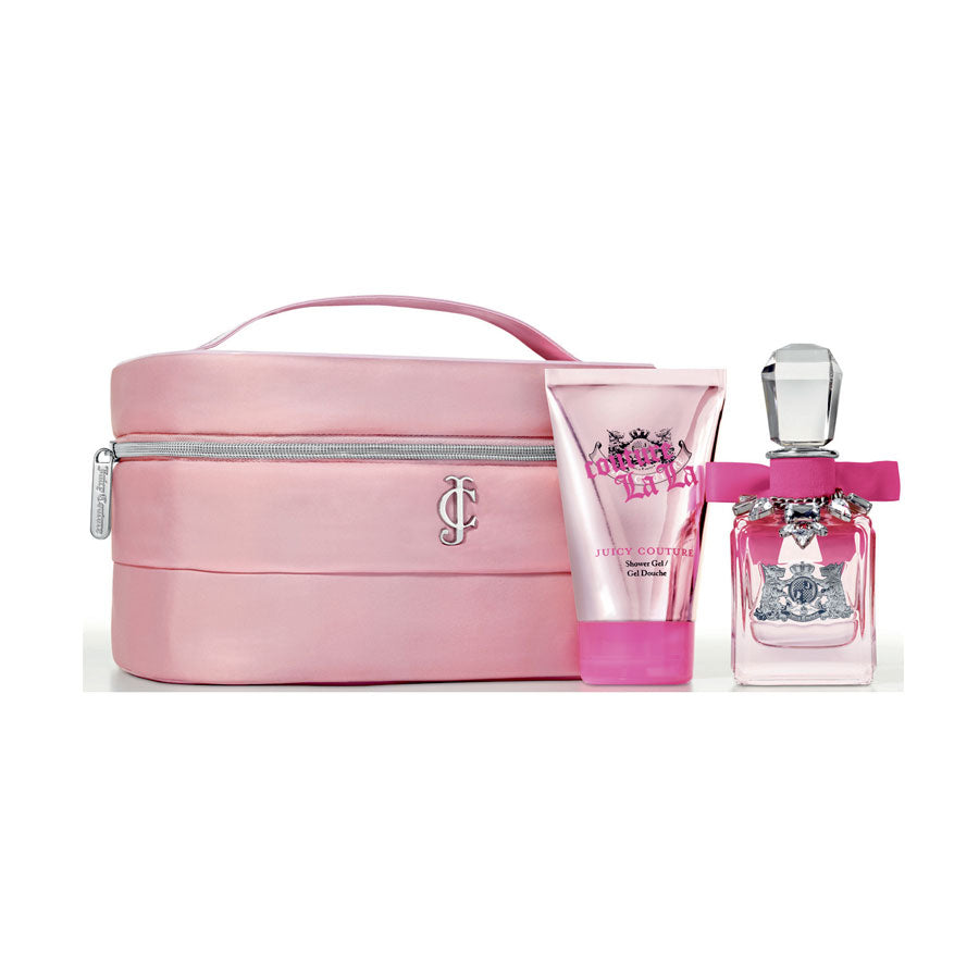 Juicy Couture Couture La La Eau De Parfum 50ml Gift Set