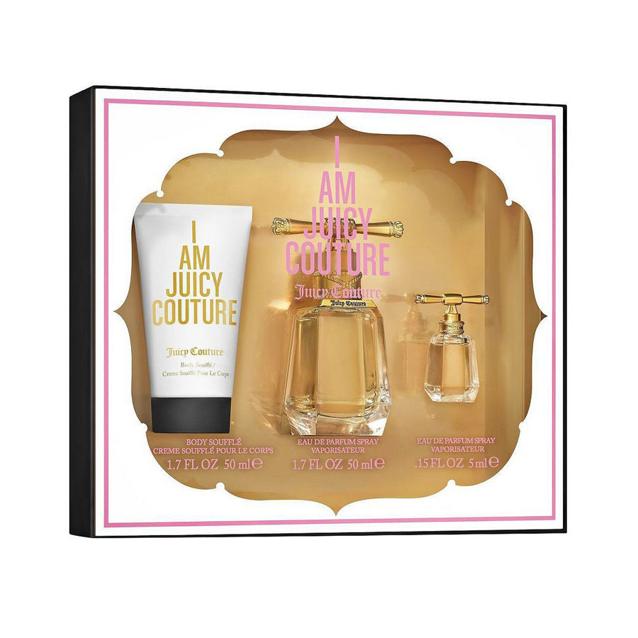 Juicy Couture I Am Juicy Couture Eau De Parfum 50ml Gift Set
